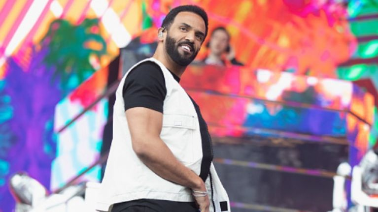 Craig David is tipped to feature on Love Island this weekend