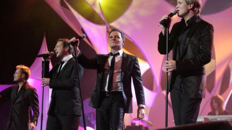Fans praise Westlife for incredible Croke Park homecoming gig