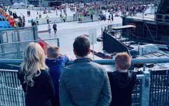 Westlife's Shane Filan shares adorable family photos as he celebrates his 40th birthday