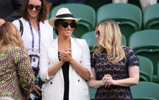 Meghan Markle really upset royal fans at Wimbledon last week with this request