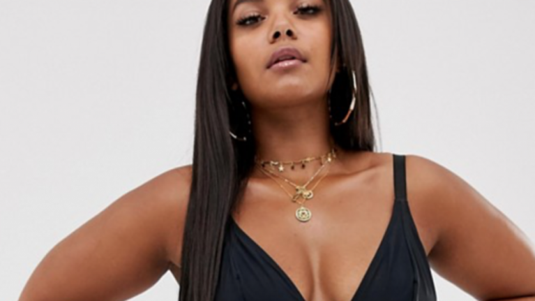 Gals with big boobs are raving about this ASOS €11 triangle bra