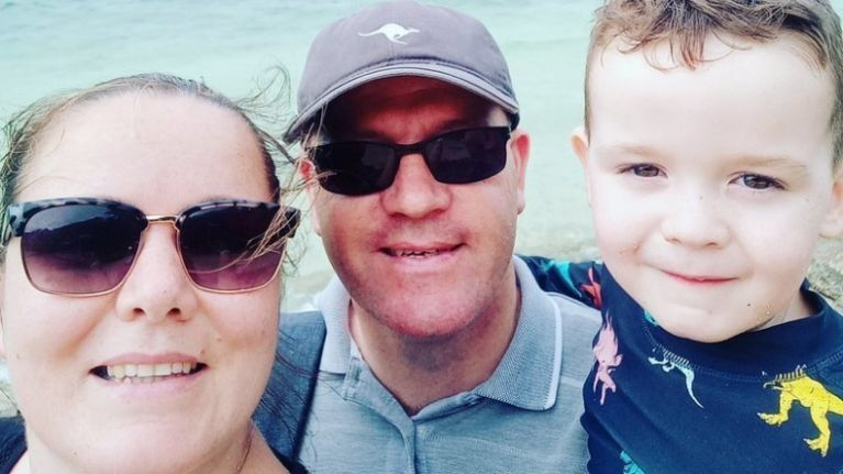 Irish family of sick boy allowed to stay in Australia following intervention from minister