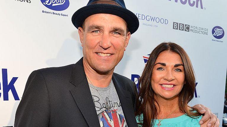 Vinnie Jones wife Tanya has died following a long illness