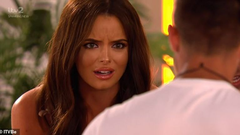 Love Island's Maura blows up at Marvin before sharing her feelings with Curtis