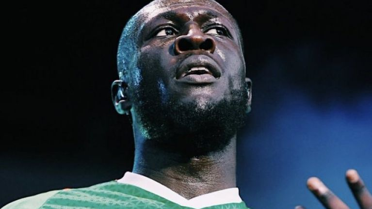 'I love you guys very differently': Stormzy pays tribute to Irish fans after Longitude