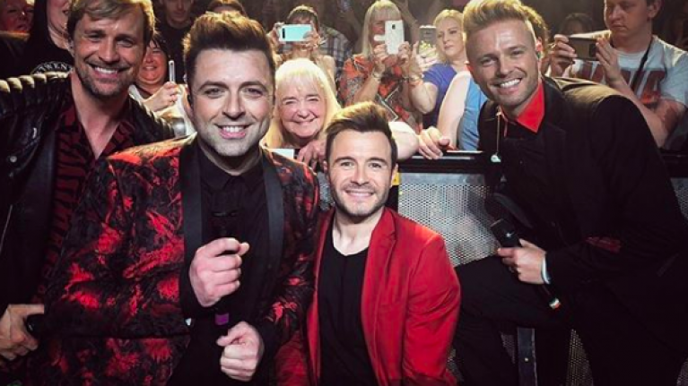 Westlife share touching 'grams following two incredible sold out Croke Park gigs