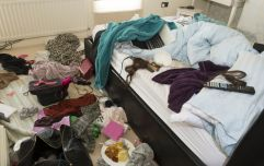 Most women are turned off by a lad's messy bedroom, finds research
