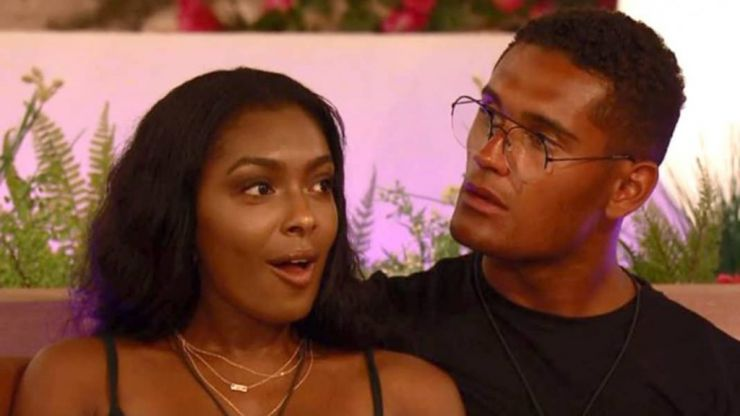 Danny has admitted that he 'made mistakes' as he leaves Love Island