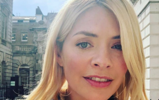 Holly Willoughby fans are going crazy for her new M&S jumpsuit