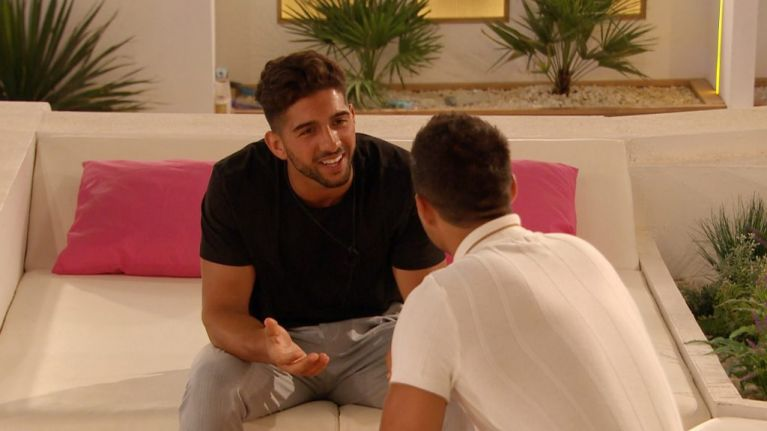 Marvin fancies another Love Island contestant and bring on the DRAMA