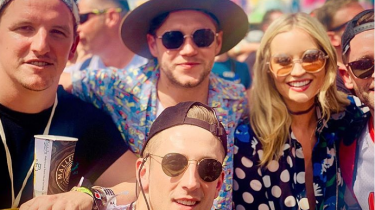 Irish stars lead the best dressed at Glastonbury 2019