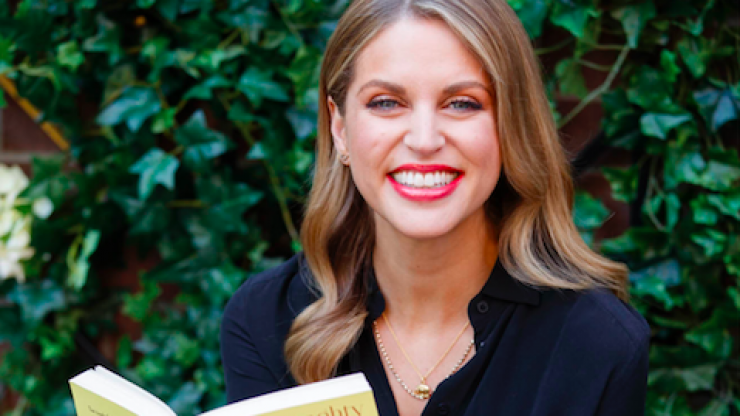 Amy Huberman talks returning to writing and overcoming pressure in the spotlight