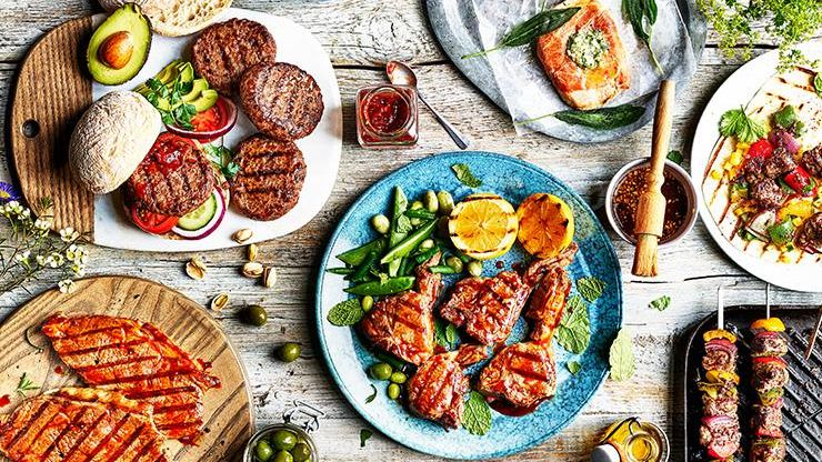 BBQ alert! It's Marks & Spencer's new summer range, plus your wine pairing for each dish