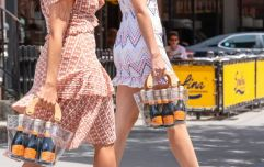 A prosecco handbag exists and it's a must-have summer accessory