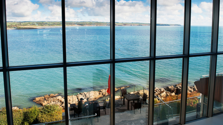 The stunning location that might just have the best hotel view in Ireland