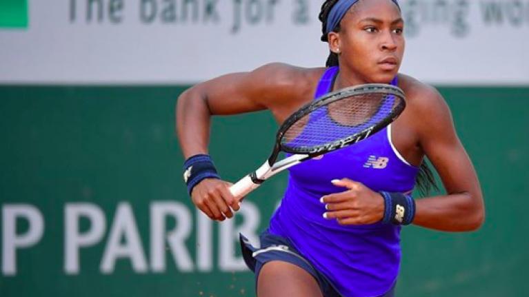 15-year-old Cori 'Coco' Gauff just knocked Venus Williams out of Wimbledon