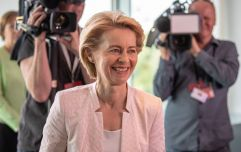 EU nominates its first female president of the European Commission in Ursula von der Leyen