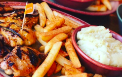 There's a Nando's festival happening next month and ooh, cheeky