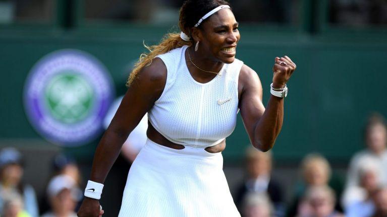 The distinct meaning behind Serena Williams' Swarovski Nike brooch