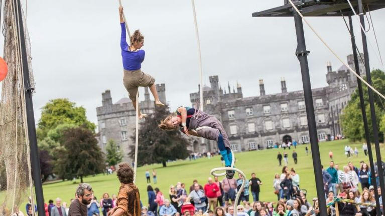 2 city festivals in August that are made for ALL the family and exploringIreland's Ancient East