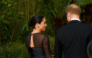 'They don't make it easy': Meghan overheard talking about the media at Lion King premiere