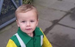 Cork toddler injured in hit-and-run is making an 'unbelievable recovery'