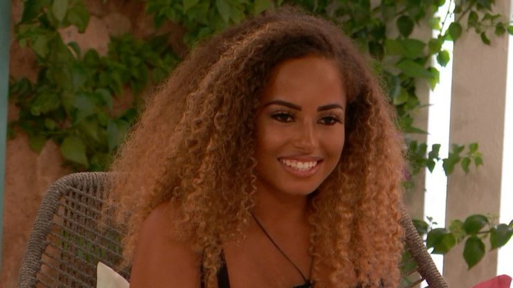Amber Rose Gill has completely changed her hair, and we hardly recognise her