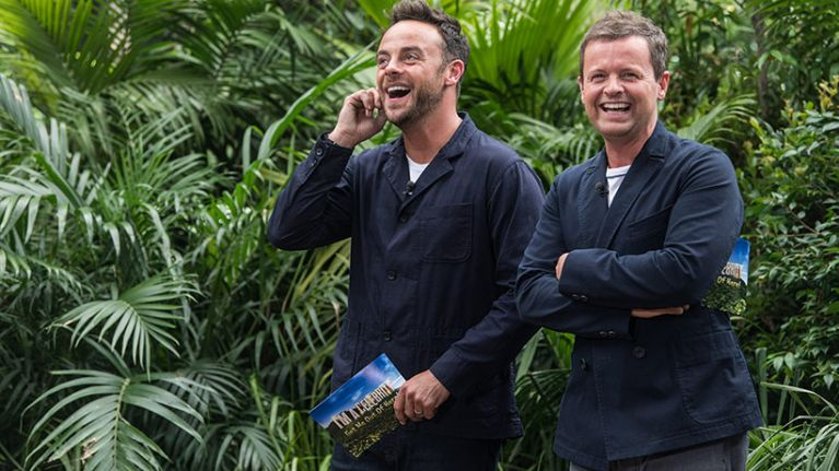 Ant and Dec begin filming for I'm A Celeb after Ant's break from the series