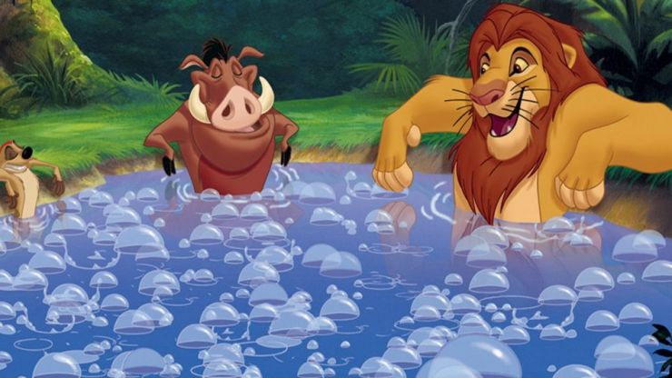 The Lion King 1½ is probably the bestfilm you never watched