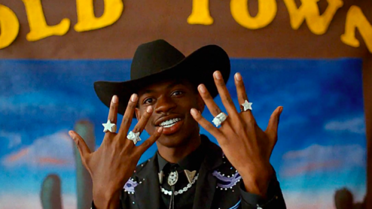 Stop everything because a Lil Nas X and Dolly Parton 'Old Town Road' collab might be coming