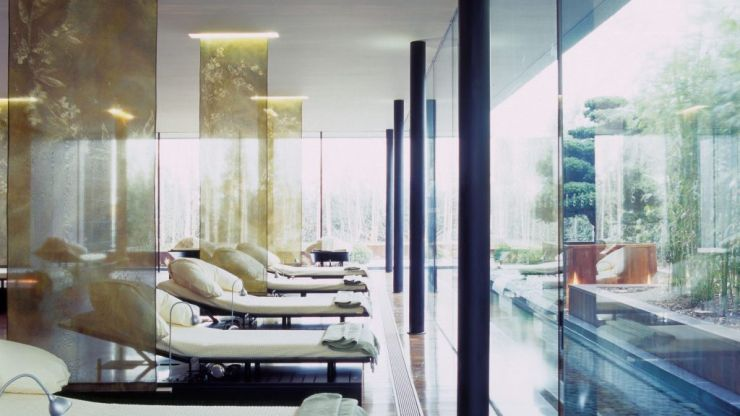 Grab the gals because we have just found our new favourite spa weekend spot