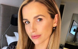 Vogue Williams just wore the most divine €19 black leather skirt from Penneys