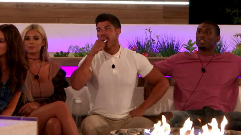 Anton spritzed his breath for the new girl in Love Island and we're still not right after it