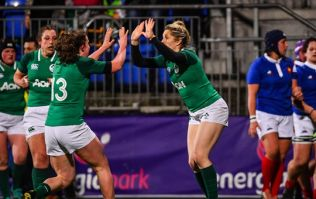 There has been a huge surge in the number of women playing rugby