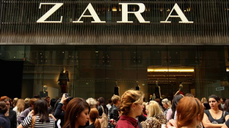 The popular Zara dress that has an Instagram account dedicated to it