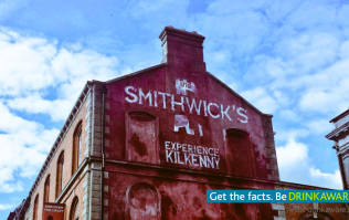 Anyone wearing red socks gets a FREE pint of Smithwick's in Kilkenny this weekend