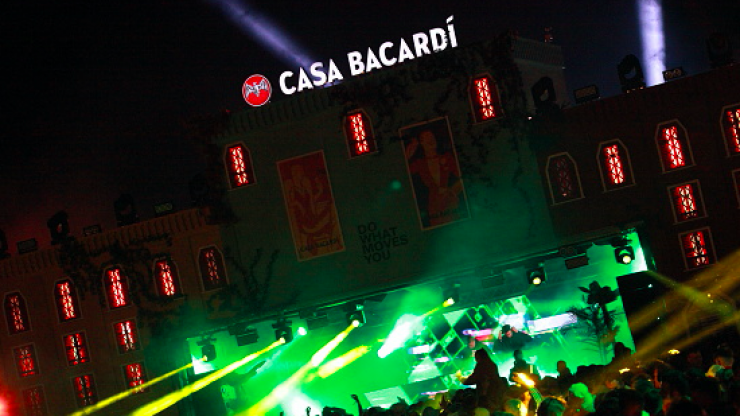 Electric Picnic's loved Casa Bacardí stage has just announced this year's lineup