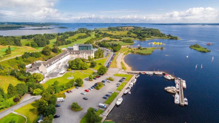 This stunning hotel in the heart of Ireland is the ideal destination for a hen weekend