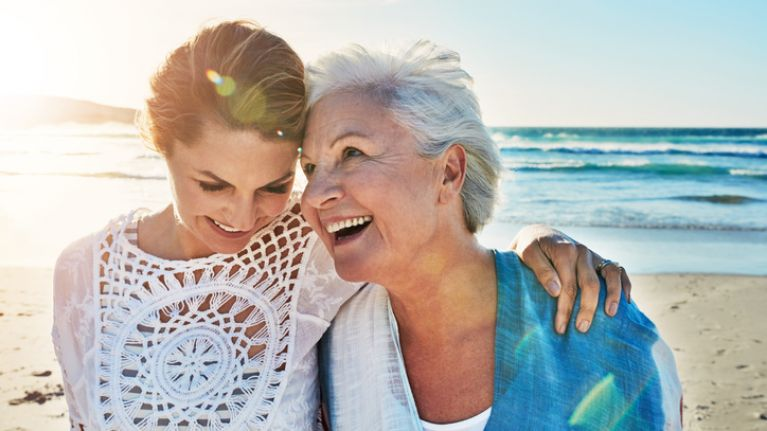 Study says going on a mother-daughter holiday once a year is good for your health