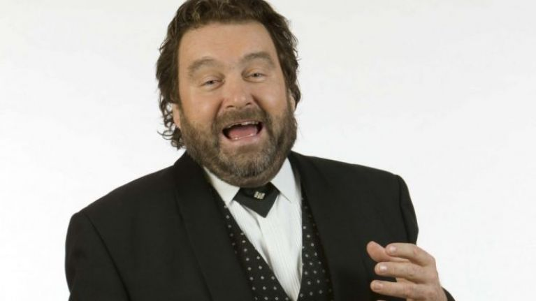 'He promised he would never leave us': Brendan Grace's daughter shares his final moments