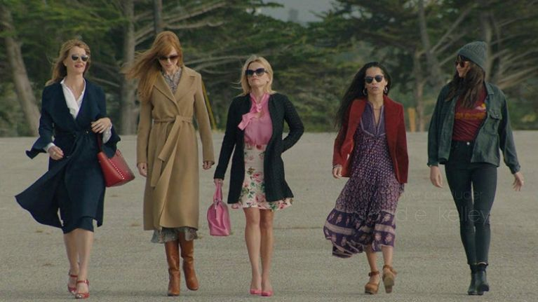 It turns out Big Little Lies' season two almost ended a VERY different way