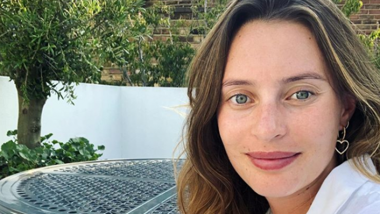 Blogger Deliciously Ella has announced the birth of her daughter