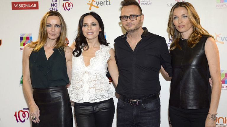 Eek! The Corrs are coming back for a massive new tour next year