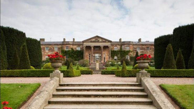 This gorgeous castle and gardens in Co. Down sounds like the perfect day out
