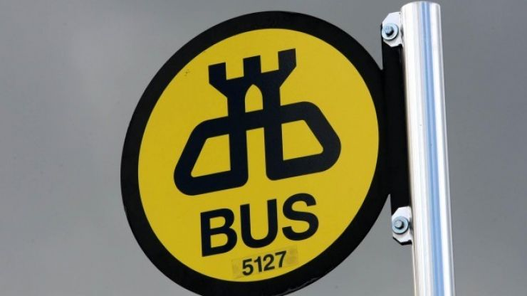 Here are all the Dublin Bus routes that are diverted due to the closure of College Green