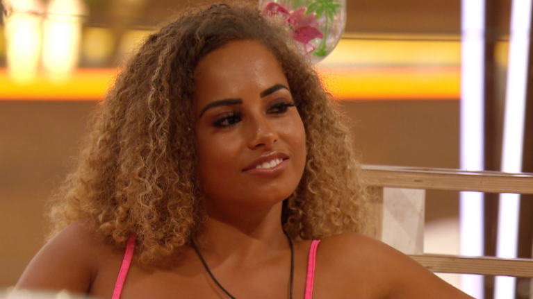 Amber and Greg take their relationship one step further on Love Island tonight