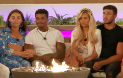 Michael has officially been dumped from Love Island and he has a LOT to say