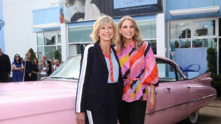 Olivia Newton-John is in Ireland to launch a very iconic style exhibition