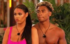 Anna and Jordan have a bit of a wobble on tonight's Love Island