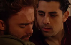 Josh Tucker to make shock Corrie return following David Platt rape storyline
